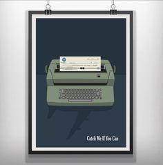 "#catchmeifyoucan #leonardodicaprio  #cinephilia #minimalist #minial #movie #movies #film #films #poster #minimalprint #minimalistposter #minimalistmovieposter #movieposter #filmposter #bestofinstagram #igdaily #picoftheday #posterwall #movienight #dvdcollection #lovefilm #netflix #movieart  Sizes  A1 - 23.4 x 33.1"" = £35 A2 - 16.5 x 23.4"" = £20  A3 - 11.7 x 16.5"" = £10 A4 - 8.3 x 11.7"" = £7.50 A5 - 5.8 x 8.3"" = £5  World wide shipping"