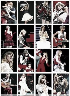 If I could relive one day for the rest of my life... It would be the day I saw Taylor in concert.