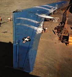 Northrop YB-49 was a prototype jet-powered heavy bomber aircraft developed by Northrop shortly after World War II.