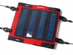 Foldable Sun-Powered Chargers - Wenger Portable Solar Chargers Can Refuel Gadgets in the Outdoors (GALLERY)