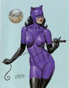 Joseph Linsner - Catwoman