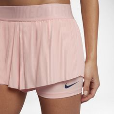 NikeCourt Flex Maria Women's Tennis Shorts - Sport News Tennis Outfits, Tennis Shorts, Tennis Gear, Tennis Clothes, Sporty Outfits, Golf Outfit, Nike Tennis Dress, Tennis Fashion, Sport Fashion