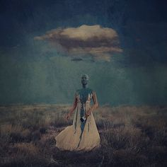These Surreal Photos Are Beautiful, But Tell A Story You'd Never Expect Surreal Photos, Surreal Art, Dark Photography, Artistic Photography, Foto Fantasy, Sky Day, Photo Composition, Photoshop, Painting