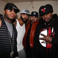 Slaughterhouse Confirms Appearance At Summer Jam 2012