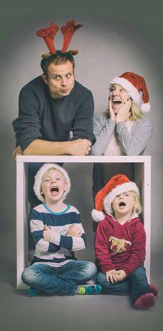 Frohe und lustige Weihnachten!