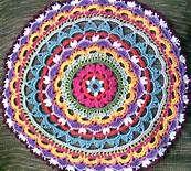 crochet mandala pattern - Bing Resimler