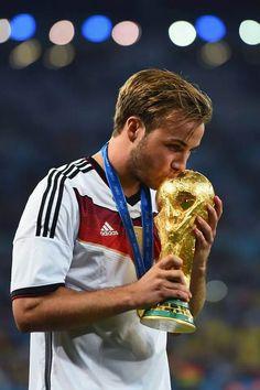 Alemanha - Campeã da Copa do Mundo 2014 Parabéns!