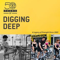 Here's to 50 years of digging deep to find that extra gear! #TBT