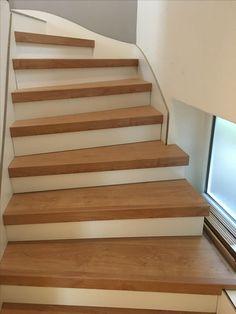 Treppen Verschönern offene treppen neu gestalten alte treppe neu gestalten