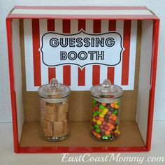 Fun circus birthday party games you can DIY or buy! Great ideas for kids that ar… Fun circus birthday party games you can DIY or [. Carnival Themed Party, Carnival Birthday Parties, Circus Birthday, Circus Party Games, Kids Birthday Party Games, Diy Birthday, Clown Party, Adult Circus Party, Birthday Ideas For Kids