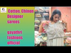 30 Best Gayatri Fashions Images In 2020 Fashion Saree Organza Saree