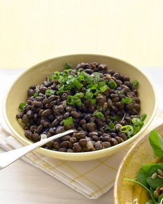Black Beans with Lime Recipe