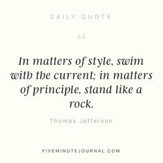 Morning inspiration with the @5minutejournal