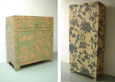Bildresultat för silkscreen on wood
