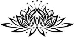 Lotus Yoga Tattoo