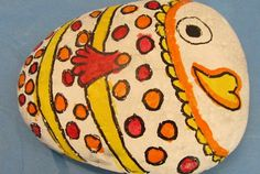 Http Wwwscarymommycom Only One You Sharon Elementary Painted Rocks Art Project