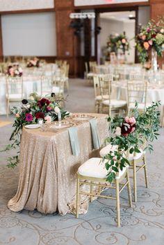 Featured Photographer: Dana Fernandez Photography; Wedding reception idea.