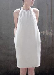 Lucite Crepe Dress