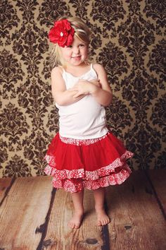 Tulle Tutu Skirt, Sewing Pattern for Girls Skirt, pdf pattern for 2 to 10 Years