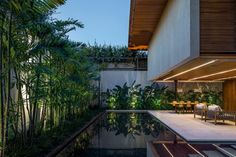 large Villa house living with natural (5)