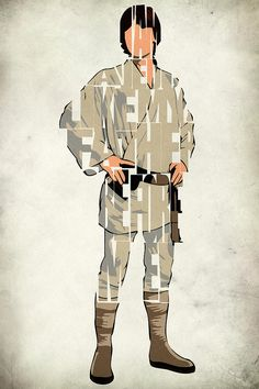 Luke Skywalker - Mark Hamill  Drawing  - Luke Skywalker - Mark Hamill  Fine Art Print