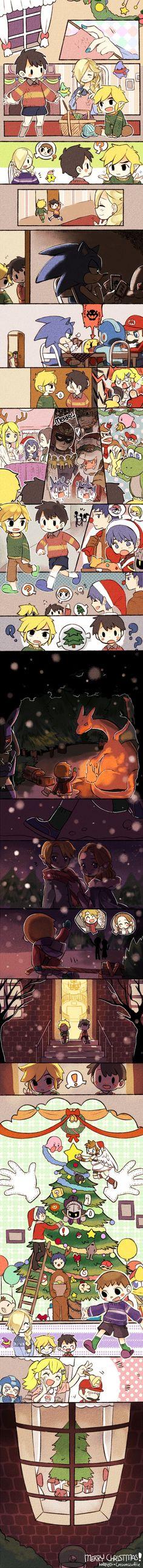 A Super smash Christmas