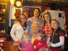 Nana and family