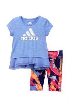 9e645aa018 Energy Capri Tight Set (Baby Girls)