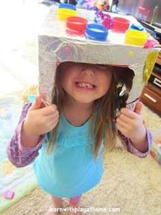 Learn with Play at home: Fun Activities to promote Imaginative Play