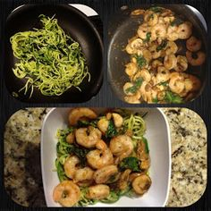 Whole Life Challenge: Garlic Cajun Shrimp