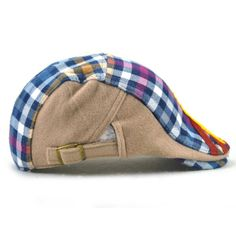 Good-quality Kids Boys Girls Cotton Grid Plaid Letter Cute Berets Hat Patch Flat Cap Casual Outdoor Visor Gorras is cheap, see more kids hats on NewChic. Flat Hats, Hat Patches, Girls, Boys, Kids Hats, Boy Or Girl, Plaid, Cap, Children