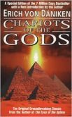 Chariots of the Gods.  This book is purely pseudoscience, read it as entertaining fiction not a book of facts.