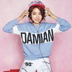 Park Shin Hye / HStyle / Spring/Summer 2016