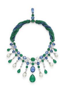Princess Gabriela zu Leiningen jewels - Cartier