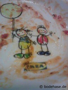 Bio-Pasta bei IKEA