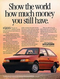 Like if you remember the Hyundai Excel. Share your memory of the vehicle in the comments below.