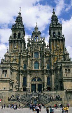 Santiago de Compostela Cathedral, Santiago, Spain