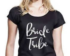 Bridal Party Tribe Collection - Pick Your T-Shirt Sets