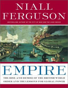 An author who challenges us to rethink the meaning of empire in the historical sense and as its relevance today in evaluating the relationship of United States to the rest of the world