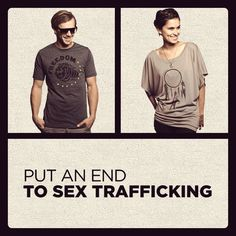 Over 300,000 young girls are at risk of sexual trafficking in the USA alone.     This week, we can help these girls break free and give them a hope for the future.    Give Freedom Here! --> www.sevenly.org/Freedom