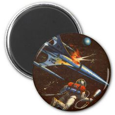 >>>Order          Vintage Retro Sci Fi Spaceman Battle Spaceship Refrigerator Magnet           Vintage Retro Sci Fi Spaceman Battle Spaceship Refrigerator Magnet This site is will advise you where to buyReview          Vintage Retro Sci Fi Spaceman Battle Spaceship Refrigerator Magnet pleas...Cleck Hot Deals >>> http://www.zazzle.com/vintage_retro_sci_fi_spaceman_battle_spaceship_magnet-147483181114381480?rf=238627982471231924&zbar=1&tc=terrest