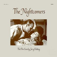 Jerry Fielding - The Nightcomers Lp Cover, Cover Art, Film Music Composers, Marlon Brando, Film Posters, Fields, Photo Art, Gallery