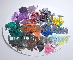 Works 2009 - Mathieu Lefevre