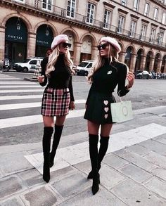 Friendship/outfit goals