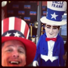 http://www.WinstonSalemUsedCars.com - Uncle Frank is ready to shake hands & kiss babies at #frankmyersauto