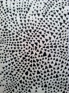 Christopher Farr drawings - Molly Loot But cool pattern for the walls....