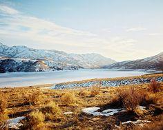 Little Del Reservoir, Utah
