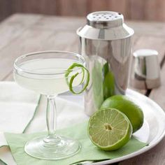 At its most basic (rum, lime, sugar, and ice), a classic daiquiri is an exercise in pure simplicity.