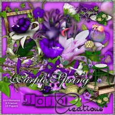 JoJo -Purple-Spring