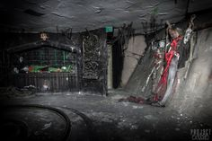 Camelot Theme Park - Abandoned Dungeons of Doom